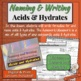 Naming & Writing Chemical Formulas: Acids & Hydrates