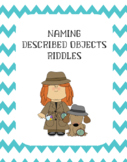Naming a described object