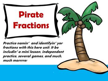 Naming and Identifying Fractions