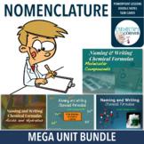 Naming and Writing Chemical Formulas BUNDLE