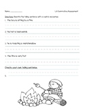 Naming sentences Quiz