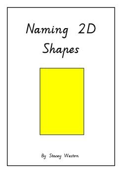 Naming shapes adapted book