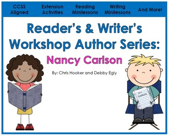 Nancy Carlson: Reader's and Writer's Workshop Author Series