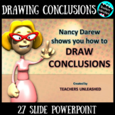 Drawing Conclusions PowerPoint Lesson
