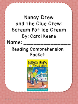 Nancy Drew Clue Crew: Scream for Ice Cream