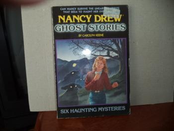 Nancy Drew Ghost Stories ISBN 0-671-46468-X