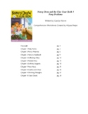 Nancy Drew and the Clue Crew Book 03 Pony Problems Compreh