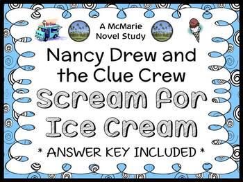Nancy Drew and the Clue Crew: Scream for Ice Cream (Keene)