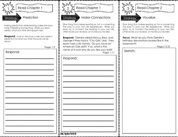 "Trifold for ""Nancy Drew and the Clue Crew: Sleepover Sleut"