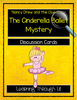 Nancy Drew and the Clue Crew THE CINDERELLA BALLET MYSTERY