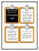 Nancy Drew and the Clue Crew THE THANKSGIVING THIEF - Discussion Cards