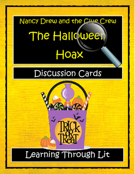 Nancy Drew and the Clue Crew THE HALLOWEEN HOAX - Discussi