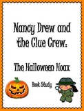 Nancy Drew and the Clue Crew: The Halloween Hoax Questions and Vocabulary