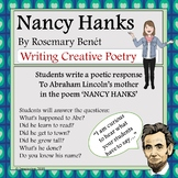 Nancy Hanks - Get Creative With Poetry!
