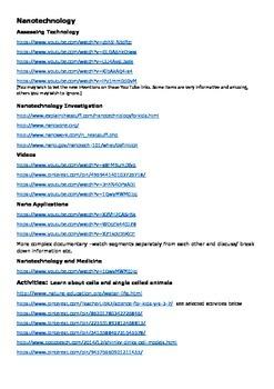 Nanotechnology: An Investigation and Study