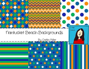 Nantucket Beach Backgrounds
