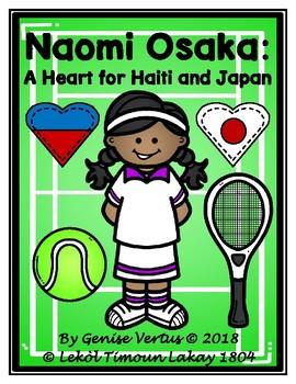 Naomi Osaka: A Heart for Haiti and Japan