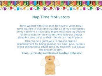 Nap Time Motivators