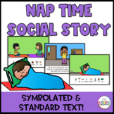 Nap and Rest Time Social Story
