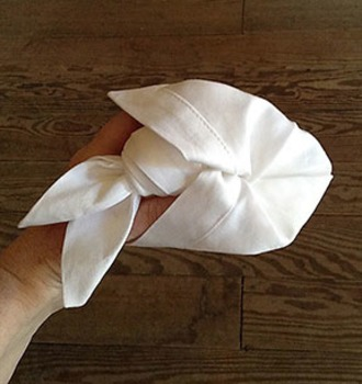 Napkin Tricks: 14 fun, creative and entertaining things to make with a napkin