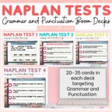 Naplan Online Language Conventions Test Prep Bundle (Boom Cards)