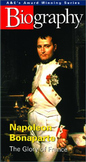 Napoleon Bonapart The Glory of France A & E Biography Video Notes Questions Only