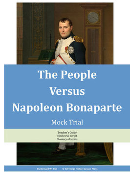 Napoleon Bonaparte Activity Bundle