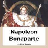Napoleon Bonaparte Activity Bundle