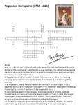 Napoleon Bonaparte Crossword