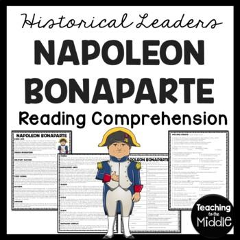 Napoleon Bonaparte, French Revolution, Reading Comprehensi