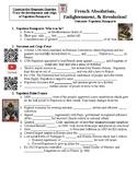 Napoleon Bonaparte Guided Lecture Notes