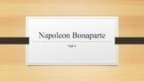 Napoleon Bonaparte Power Point