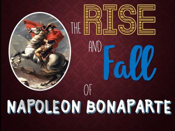 Napoleon Bonaparte Review: Acrostic Poem and Portrait