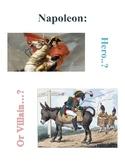 Napoleon Card Sort Evaluation - Hero or Villain?