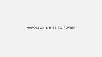 AP EURO/AICE EURO Napoleon PowerPoint