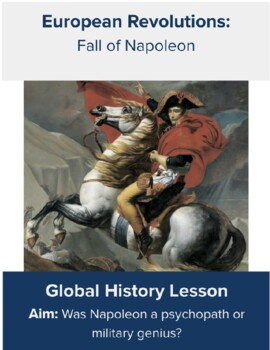 Napoleon- Psychopath or Military Genius?