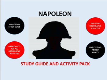 Napoleon: Study Guide and Activity Pack