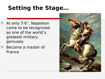 Napoleon and Nationalism