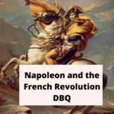 Napoleon and the French Revolution DBQ - Common Core Standards