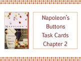 Napoleon's Buttons Chapter 2 Task Cards - Ascorbic Acid