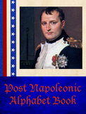 Napoleon's End Alphabet Book