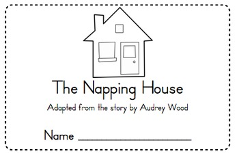 Napping House Emergent Reader Sequencing Activity by