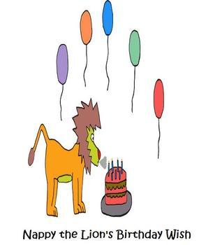 Nappy the Lion's Birthday Wish