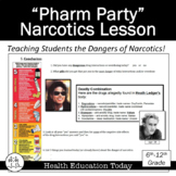 "Health Lesson: This Narcotics Lesson Uses a ""Pharmaceutical Party"" Activity"