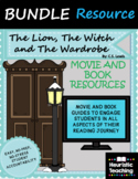 Narnia Activity Bundle (Book and Movie Guide)