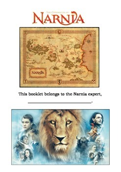 Narnia Comprehension Booklet
