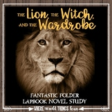 Narnia Lapbook-The Lion, The Witch, and the Wardrobe
