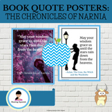 Narnia Quote Posters