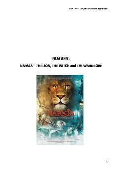 Narnia - The Lion the Witch and The Wardrobe - Film Unit