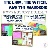 Narnia: The Lion, the Witch, and the Wardrobe Novel Study Bundle
